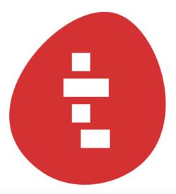 red egg logo